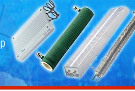 electrical resistors, power electrical resistors, high power electrical resistors