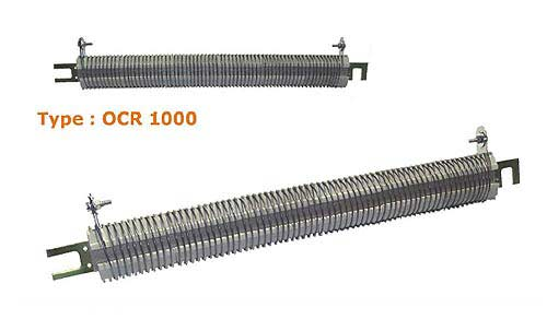 Coiled Wire Resistors